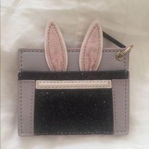 Kate Spade Rabbit in a Hat 🐰 🎩 Card Case